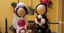 Matrimoni / Ballon Art e Allestimenti per matrimoni by Eli Creations