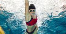 Swimming — Natation
