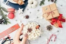 Seasonal: Winter Holidays / Inspiration for the winter holidays including Christmas, Hanukkah and more! Get in the spirit with recipes and decor inspiration.