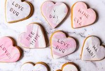 Seasonal: Valentines / Get in the mood for Valentines Day ––whether it's GALentines, PALentines or Valentines.