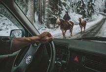 Inspiration: Road Trip