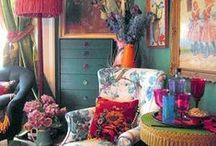 Interior / by Rosie .