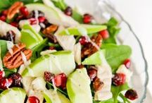 Salads / by Beth de Maille