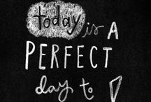 Word: Today... / by Esperanza Wild