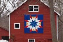 Barn Quilts / by Beth de Maille