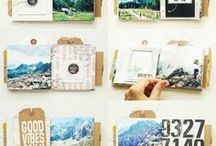 I ♥ mini-albums & travel journals