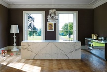 interiors: kitchen / by Sally Osborne