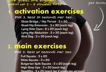 fitness / by Ida Garza