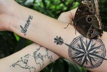 Tattoos / by Jennifer Pelt