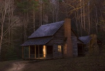 Quebec cottage / by Andrea Low