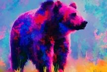 Animalia: Bear... / by Esperanza Wild