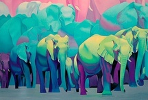 Animalia: Elephant... / by Esperanza Wild