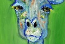 Animalia: Giraffe... / by Esperanza Wild