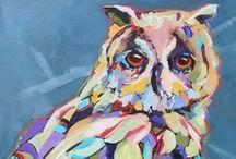 Animalia: Owl... / by Esperanza Wild