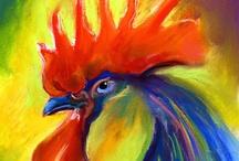 Animalia: Chicken... / by Esperanza Wild