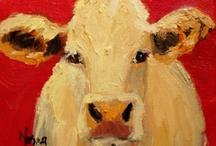 Animalia: Cow... / by Esperanza Wild