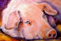 Animalia: Pig... / by Esperanza Wild