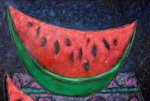 Art: Fruit... / by Esperanza Wild