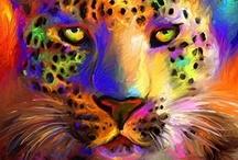 Animalia: Big Cat... / by Esperanza Wild