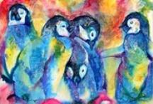 Animalia: Penguin... / by Esperanza Wild