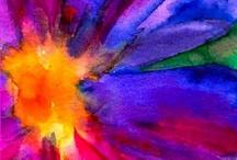 Art: Flower Power... / by Esperanza Wild