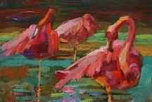 Animalia: Flamingo... / by Esperanza Wild