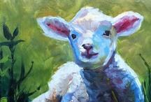 Animalia: Sheep... / ...and maybe a few goats too... / by Esperanza Wild
