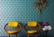 Colour Schemes / by Rosie .