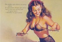 PinUp Girls ~ Gil Elvgren / by Kristy Thorsen