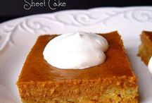 Fall Recipes / by Beth de Maille
