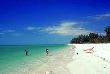Favorite Vacation spots