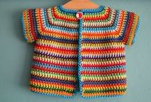 Crochet - Clothing / by Rosie .
