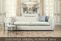 SS14 Collection / by The Sofa & Chair Company