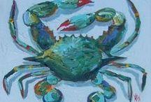 Animalia: Crab... / by Esperanza Wild