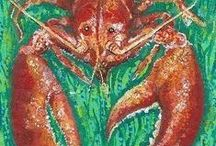 Animalia: Lobster... / by Esperanza Wild