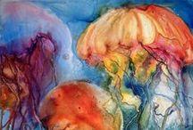 Animalia: Jellyfish... / by Esperanza Wild