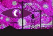 Welcome to Night Vale / by Jennifer Pelt