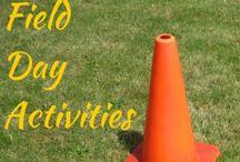 Field Day & Games / This board is to collect ideas for family nights, carnival, field day and other school activities.  / by Jennifer Bible