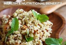 Quinoa Nutritional Facts / Find out why quinoa is good for you :)