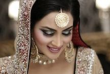 Dulhan. Desi wedding