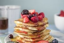 Our Breakfast / These are our recipes, but we share!