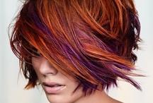 beauty: hair / by Amandita Designs