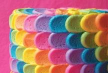 cake designs & supplies / by Amandita Designs