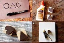 I make stuff / by Ashley Wolfe