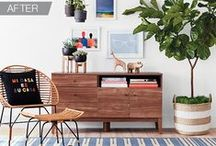 For the Living Room / There's never a wrong time to update your living room! Find everything you need to make your home-sweet-home—from wall décor and decorative pillows to tables, frames and more. / by Target