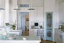 Cottage Pleasin'! / Small living makes it a cozy place to be