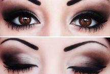 Big Brown Eyes. / by Keri Hacker