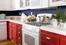 Kitchen Ideas! / by Keri Hacker