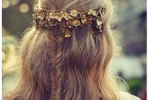 Peinados de Novia / Wedding Hairstyle