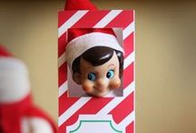 Elf on the Shelf Ideas  / Santa's favorite scout elves are on the move! We've picked some of our favorite ideas for you to try at home. / by Target